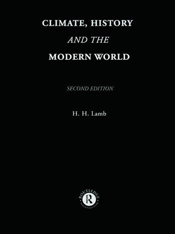 Climate, History and the Modern World book cover