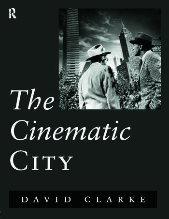 The Cinematic City book cover
