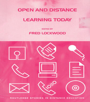 Open and Distance Learning Today book cover