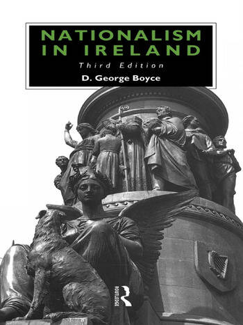 Nationalism in Ireland book cover