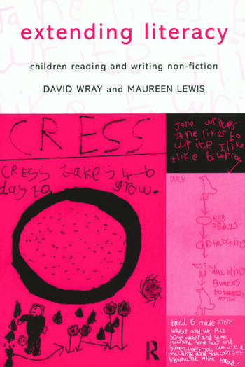 Extending Literacy Developing Approaches to Non-Fiction book cover