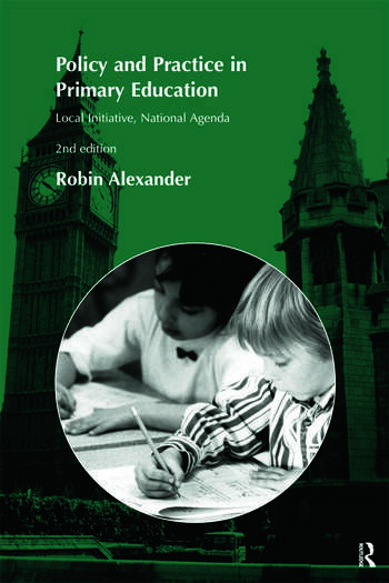 Policy and Practice in Primary Education book cover