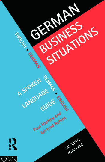 German Business Situations book cover