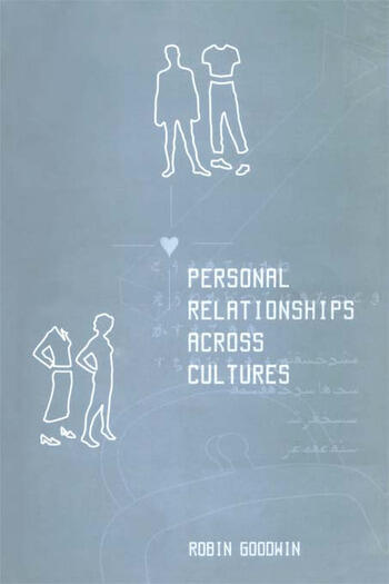 Personal Relationships Across Cultures book cover