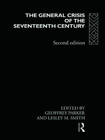 The General Crisis of the Seventeenth Century book cover