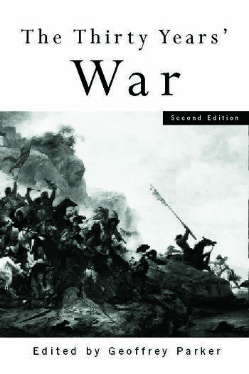 The Thirty Years' War book cover