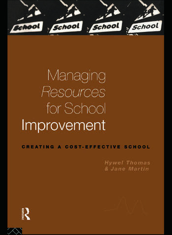 Managing Resources for School Improvement book cover