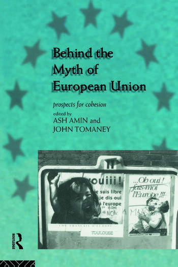 Behind the Myth of European Union Propects for Cohesion book cover