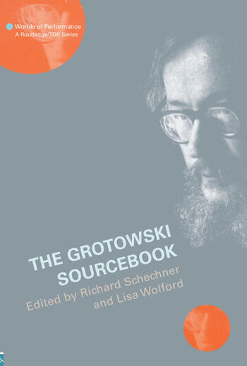 The Grotowski Sourcebook book cover