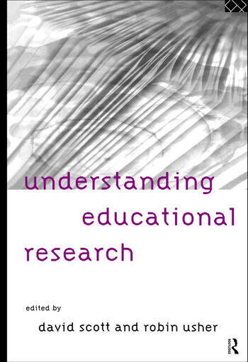 Understanding Educational Research book cover