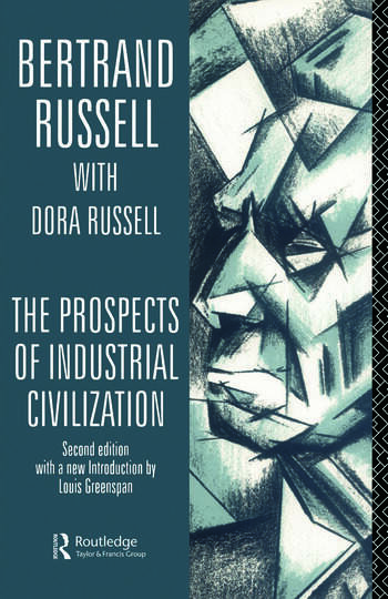 The Prospects of Industrial Civilisation book cover