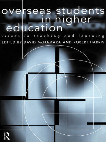 Overseas Students in Higher Education Issues in Teaching and Learning book cover