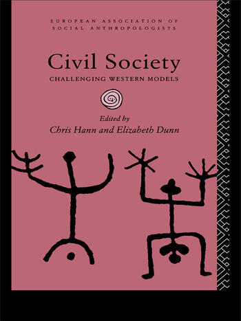 Civil Society Challenging Western Models book cover