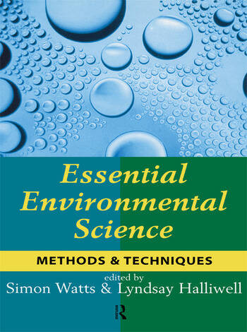 Essential Environmental Science Methods and Techniques book cover