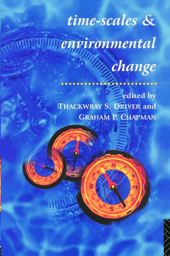 Timescales and Environmental Change book cover