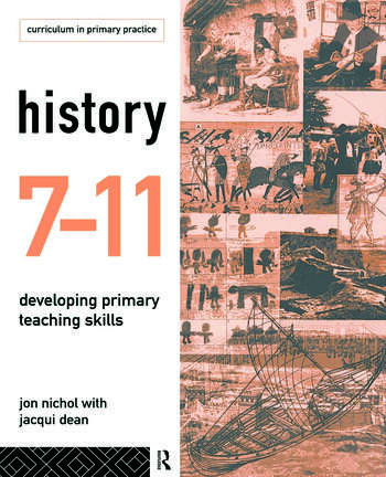 History 7-11 Developing Primary Teaching Skills book cover