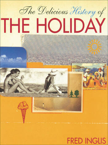 The Delicious History of the Holiday book cover