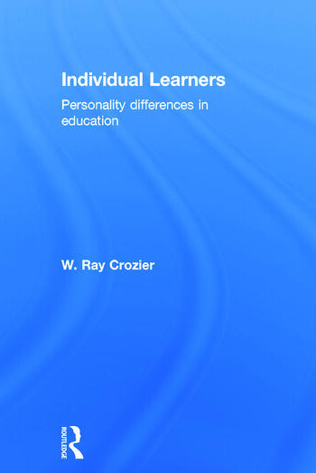 Individual Learners Personality Differences in Education book cover