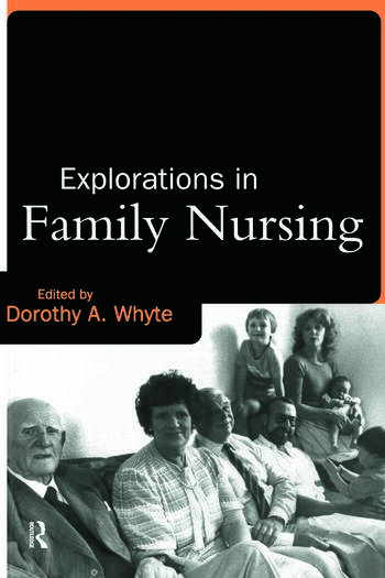 Explorations in Family Nursing book cover