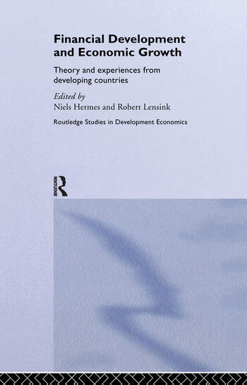 Financial Development and Economic Growth Theory and Experiences from Developing Countries book cover