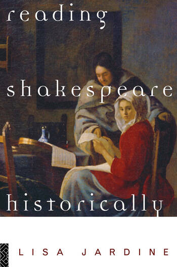 Reading Shakespeare Historically book cover