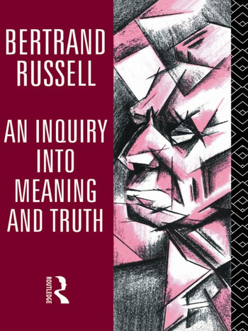 An Inquiry into Meaning and Truth book cover