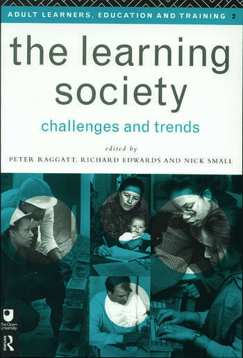 The Learning Society: Challenges and Trends book cover
