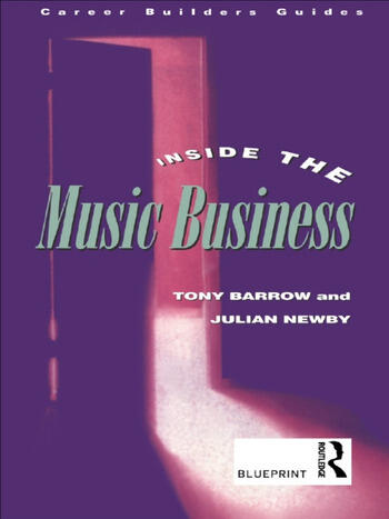 Inside the Music Business book cover