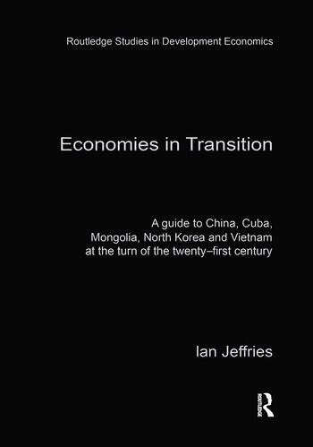 Economies in Transition book cover