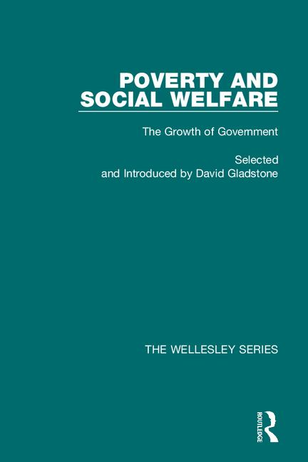 Poverty and Social Welfare Key 19th Century Journal Sources in Social Wefare book cover