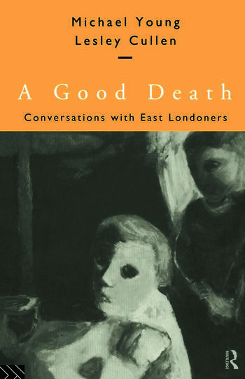 A Good Death Conversations with East Londoners book cover