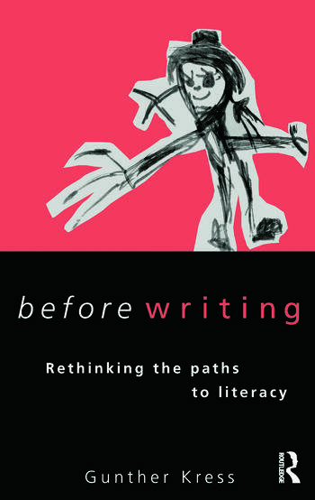 Before Writing Rethinking the Paths to Literacy book cover