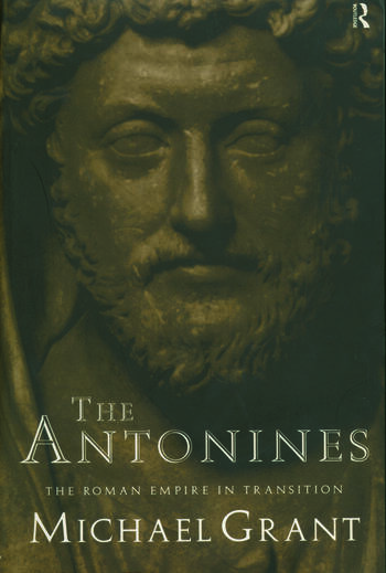 The Antonines The Roman Empire in Transition book cover