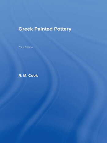 Greek Painted Pottery book cover