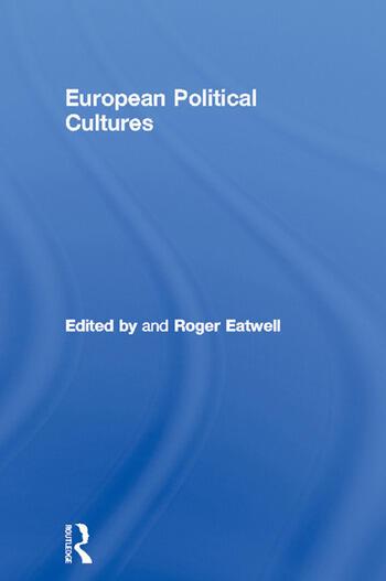 European Political Cultures book cover