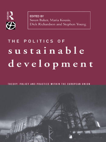 Politics of Sustainable Development book cover