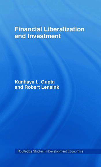Financial Liberalization and Investment book cover