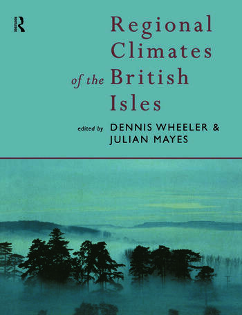 Regional Climates of the British Isles book cover