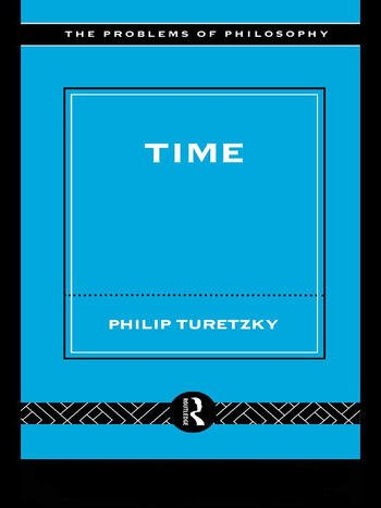 Time book cover