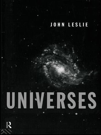 Universes book cover