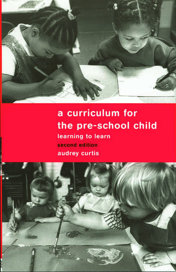 A Curriculum for the Pre-School Child book cover