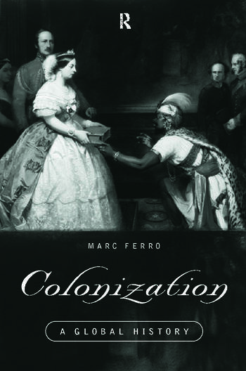 Colonization A Global History book cover