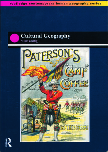 Cultural Geography book cover