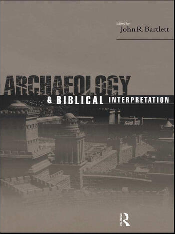 Archaeology and Biblical Interpretation book cover