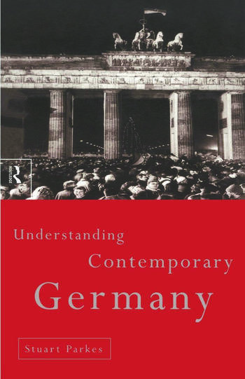 Understanding Contemporary Germany book cover