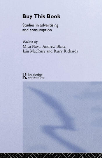 Buy This Book Studies in Advertising and Consumption book cover