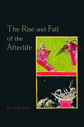 The Rise and Fall of the Afterlife book cover