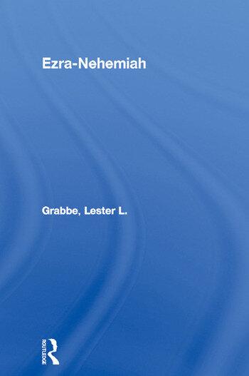Ezra-Nehemiah book cover