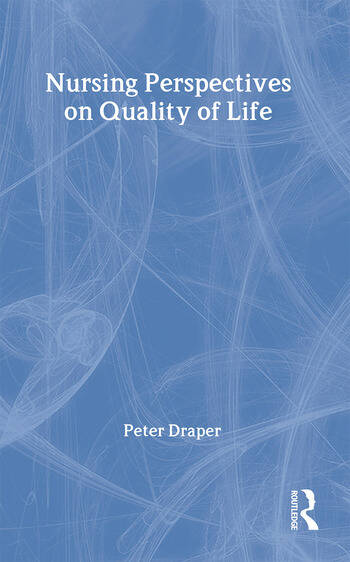 Nursing Perspectives on Quality of Life book cover