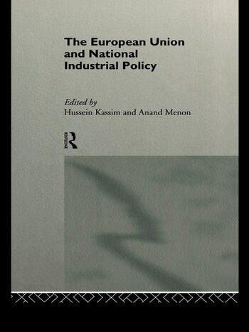 The European Union and National Industrial Policy book cover